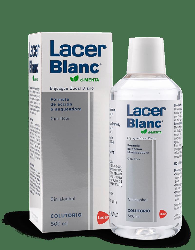 LacerBlanc Colutorio
