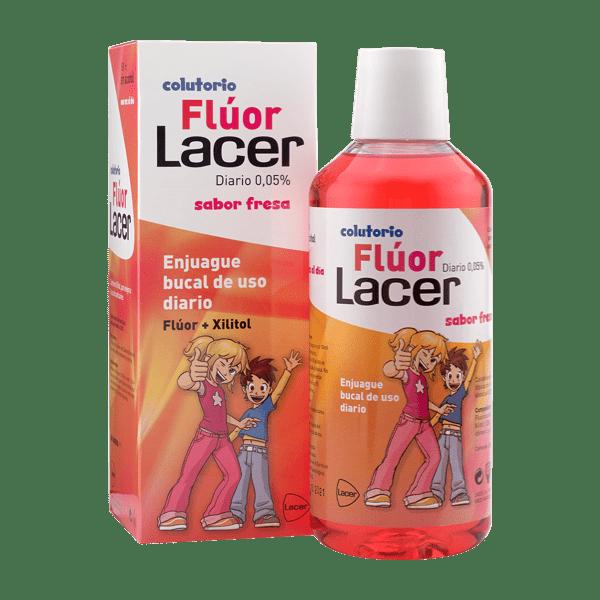 Flúor lacer Colutorio