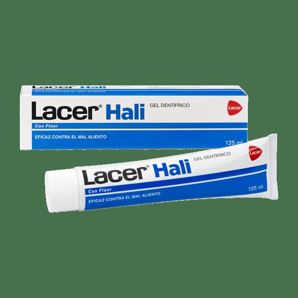 LacerHali Gel Dentífrico