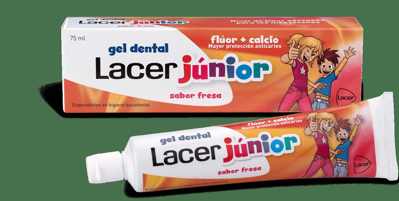 Lacer Júnior Gel Dental