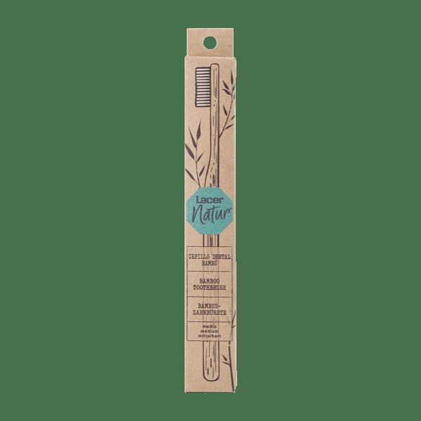 LacerNatur Cepillo Dental Bambú