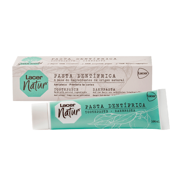 LacerNatur Pasta Dentífrica