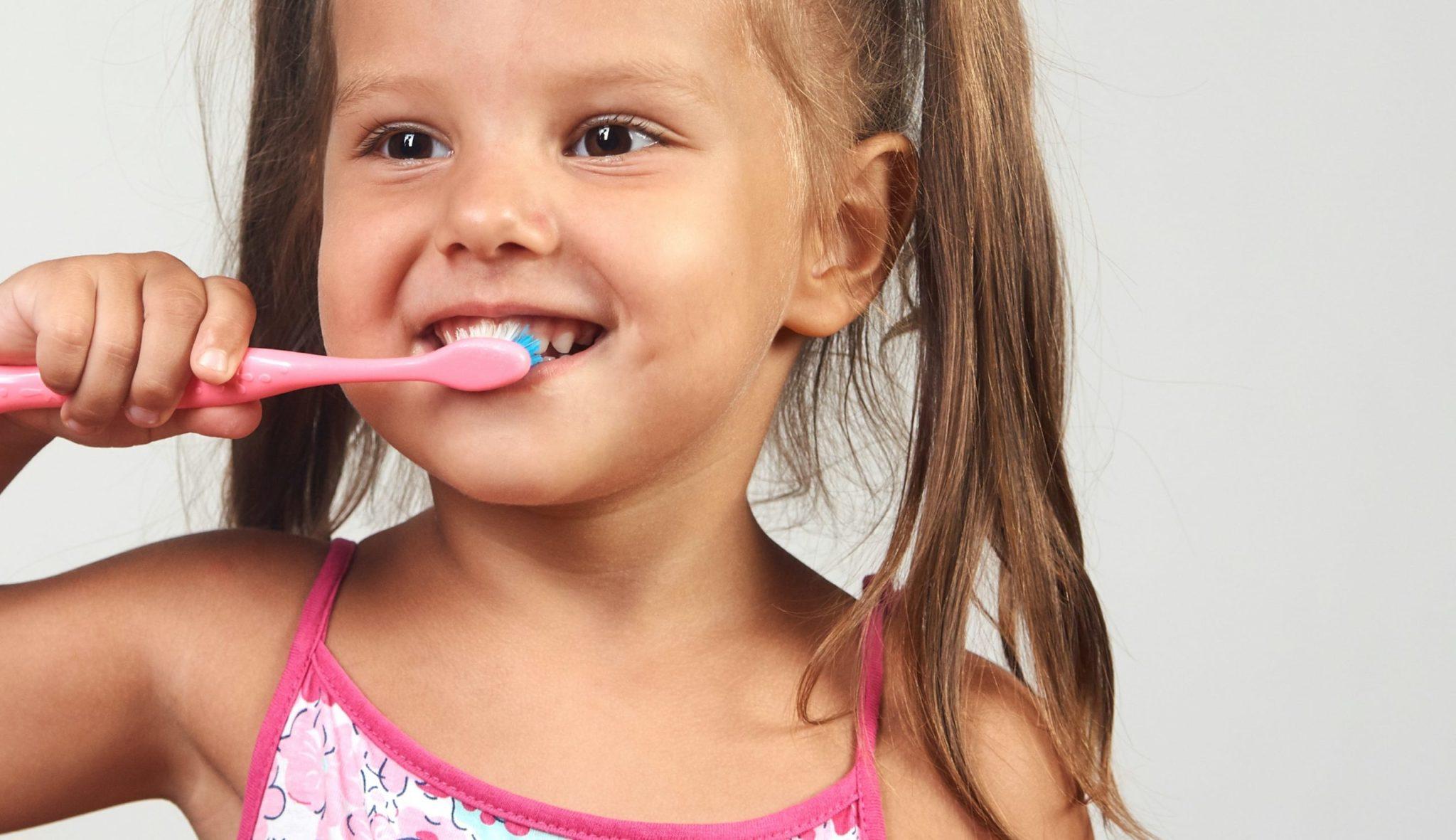 Cuidado bucodental infantil y júnior